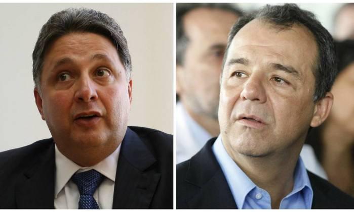 Cabral e Garotinho presos no Rio de Janeiro