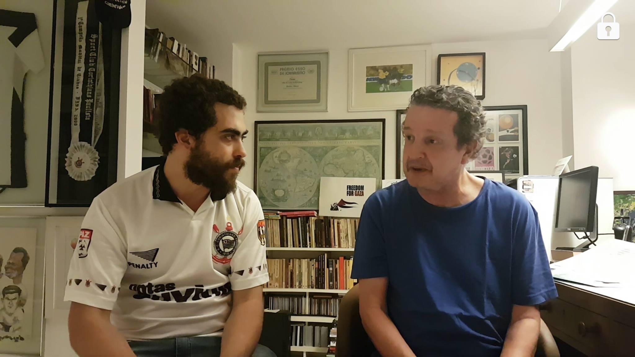 """""""Ricardo Texeira é o meu Collor"""" – Entrevistamos Juca Kfouri"""
