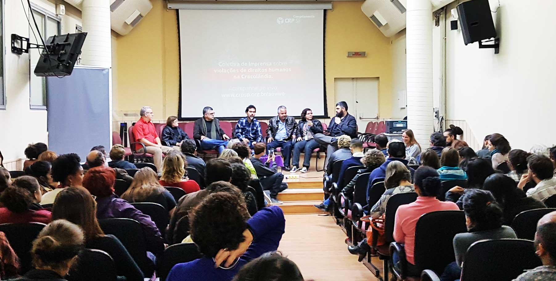 Cracolândia: balanço dos ataques de Doria