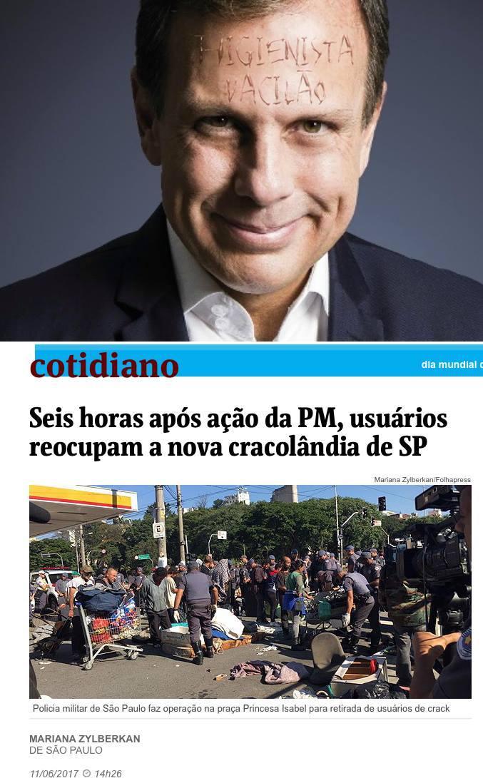 Semanal do Retrocesso Paulistano – Semana 23