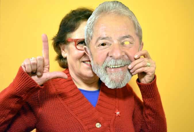 Entrevistamos Ana Bock, candidata a vice governadora do Estado de São Paulo pelo PT/PCdoB