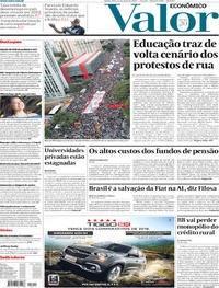 Educação traz de volta cenário dos protestos de rua